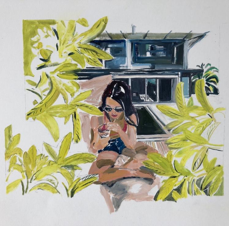 Oil Sketch 35 x 45 cm IMG_2394