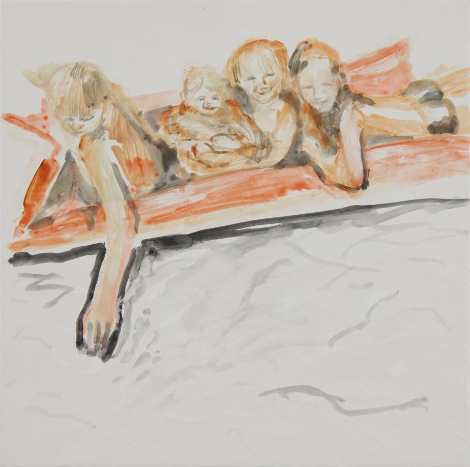 Children of Paradise, Canoe