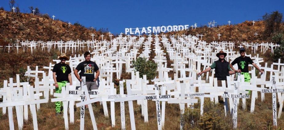 Plaasmoorde near Pietersburg