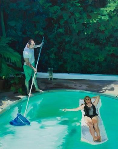 Caroline Walker Fishing