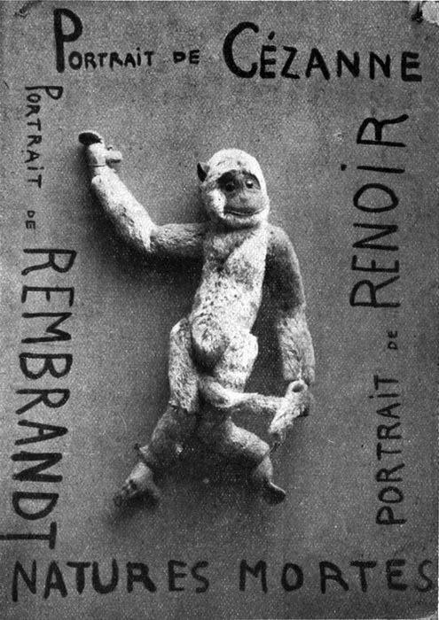 picabia Nature Mortes 1920-portrait-cezanne